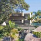 Modern harbour home design meets Council approval